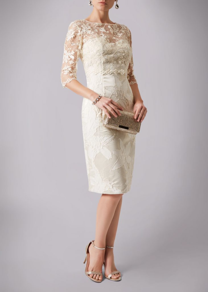 Brautmode Knittlingen- Brautkleid kurz