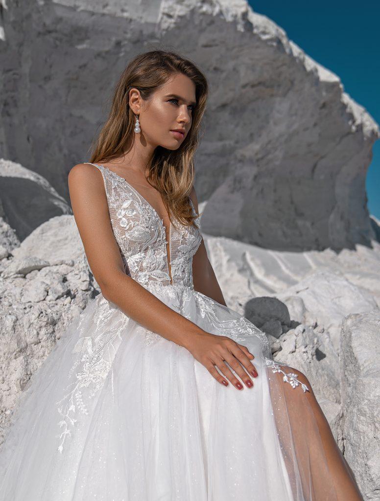 Brautkleid für Bretten